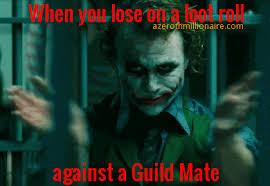 World Of Warcraft Meme - world of warcraft memes the azeroth millioniare