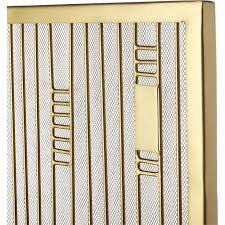Polished Brass Fireplace Doors by Best 25 Brass Fireplace Screen Ideas On Pinterest Uses Of Brass