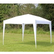 Ez Up Awnings 10 X 10 Palm Springs Ez Pop Up Canopy Gazebo Tent New Ebay