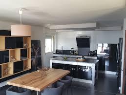 cuisine avec ilot table modele cuisine avec ilot central table rutistica home solutions
