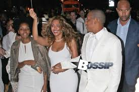 second line wedding beyoncé and z join in solange and new hubby s second line