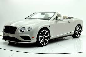 bentley continental convertible 2017 bentley continental gt v8 s convertible