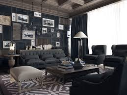 Modern And Classic Interior Design Neoclassical And Art Deco Features In Two Luxurious Interiors