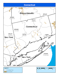 Connecticut On Map Noaa Weather Radio Connecticut