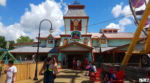 Six Flags San Antonio Photos Of Scooby Doo Ghostblasters At Six Flags Fiesta Texas