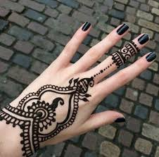 how to do a henna tattoo diy henna tattoo tutorial tips tricks