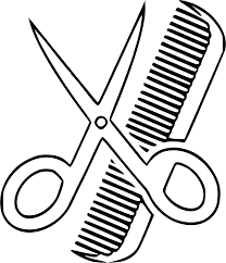 haircut clip art download clip art library