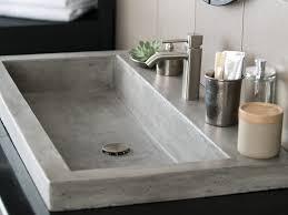 Double Trough Sink Bathroom Bathroom Trough Sinks For Bathrooms 34 Bathroom Sink Bowls Bowl
