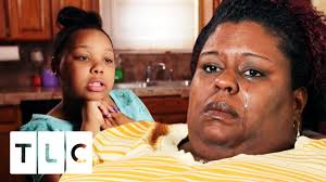 lupe from my 600 lb life 11 year old looks after overweight mother my 600 lb life youtube