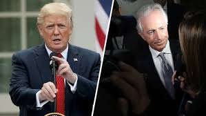 2020 Other Images Barney And by Sen Corker Possible 2020 Run Against Trump Not Ruled Out Necn
