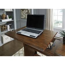 Office Desk Standing by Home Office Lift Top Desk Standing Desk By Signature Design By