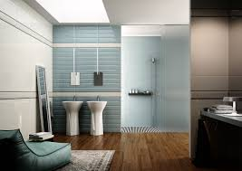 Modern Restrooms by Modern Bathrooms With Spa Like Appeal