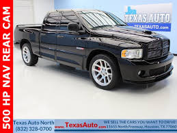 50 best used dodge ram pickup 1500 srt 10 for sale savings from