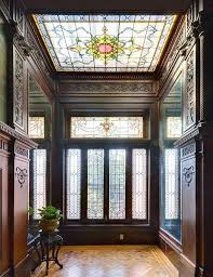 Park Slope Brownstone Wonderful Surrounded By Wood VDR Home - Brownstone interior design ideas
