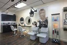 Small Hair Salon Modern White White Color Schemes Hair Salon Interior Design Ideas With Modern