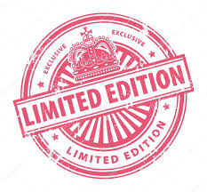 limited edition limited edition exclusive st stock vector fla 11740705