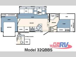 used 2006 forest river rv wildcat 32qbbs fifth wheel at fun town