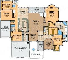 Floor Plan 3 Bedroom House Philippines Floor Plan House Design 3d 2 Story House Plan 3d
