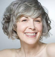 long gray hairstyles for women over 50 50 short and stylish hairstyles for women over 50