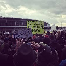 Jfk Terminal 4 Map Crowd Chanting