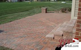creative of brick patio pavers exterior decorating inspiration