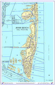 Miami Beach Bus Map Map Of Miami Beach World Map Photos And Images
