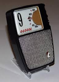 file vintage global 9 transistor radio model number gr 900