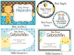 baby shower kits invitaciones recuerdos baby shower kit imprimible 160 00 en