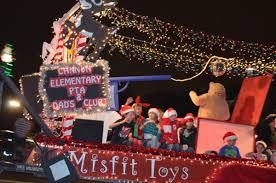 christmas light parade floats christmas parade 2011 photo review grapevine texas online