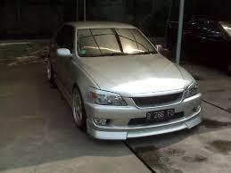 jual lexus sedan wts u002701 lexus altezza is200