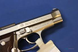 beretta 84fs cheetah nickel 380 acp pistol n for sale