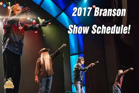 the oak ridge boys 2017 branson show schedule branson ticket