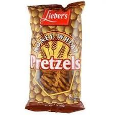 pretzel delivery lieber s honey wheat pretzel livonia glatt market