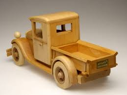 Wooden Toys Plans Free Trucks by Toy Wood Trucks 18 Wheelers Arc Chevytruck Woodmodel 5 Jpg