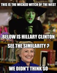 Witch Meme - image hillary witch