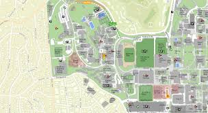 map of ucla maps