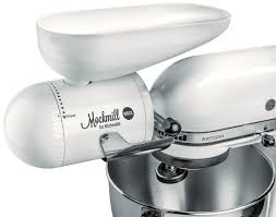 mockmill grain mill attachment for kenmore and kitchenaid mixers