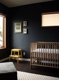 black trim home dzine fade to black decorating with black