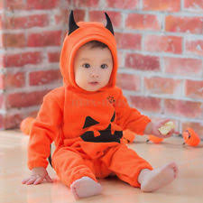 Girls Pumpkin Halloween Costume Baby Boy Halloween Costumes Ebay