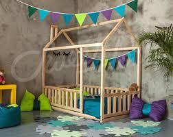 toddler bed 160x70 80 90cm bed frame house kids furniture