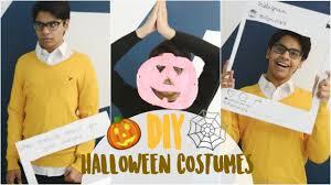 3 diy halloween costumes quick u0026 easy memes youtube