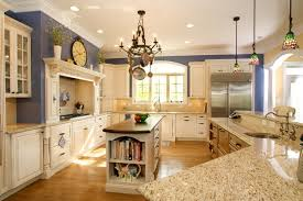 buckeye cabinets williamsburg va williamsburg french country kitchen with hearth and double island