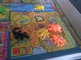 creepy crawlers a board game a day