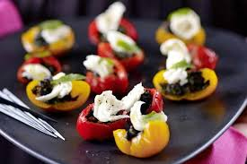 simple vegetarian canapes best vegetarian canapés olive magazine