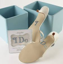 wedding shoes images diamante i do wedding shoe stickers by ella