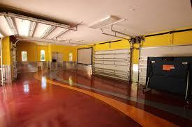 Diy Garage Floor Paint Vanilla Ice Gets A New Garage Floor Ron Van Winkle Uses Rust