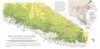 eastern ghats western ghats map my blog