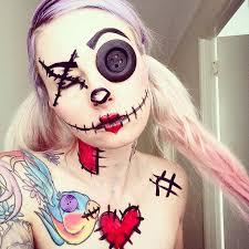 Creepy Doll Costume Creepy Halloween Costumes Best 25 Creepy Doll Halloween Costume