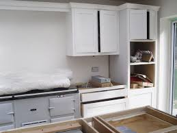 Painting Kitchen Cabinets Cost Spraying Kitchen Cabinets Cost Waterborne Acrylic Enamel Paint
