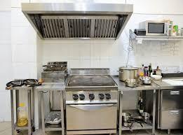 restaurant kitchen appliances kitchen appliances simple and neat image of u shape openen layout
